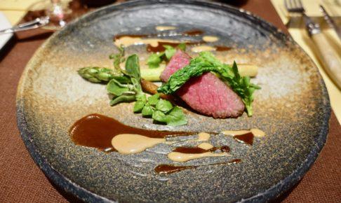 メゾン・ド・シェフのメインの肉料理