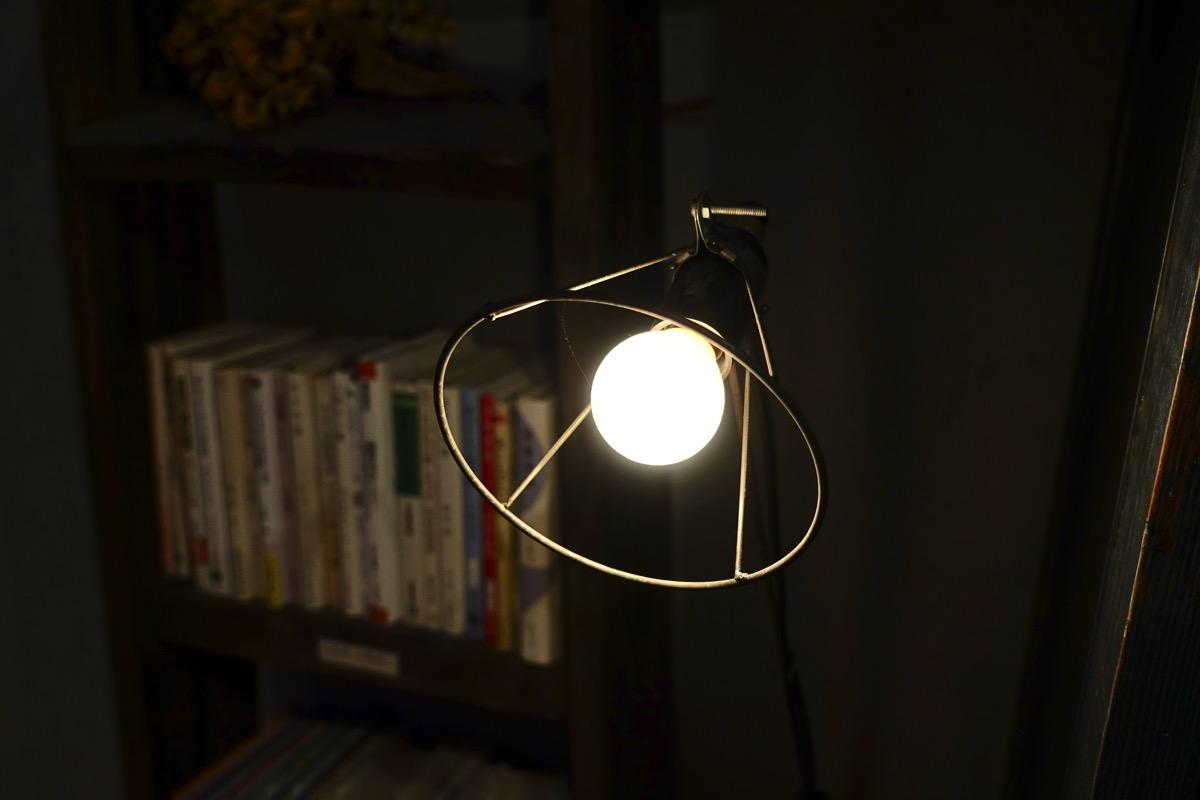 紙片の照明その2