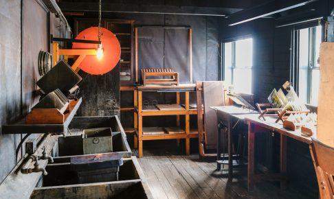 エジソンの部屋