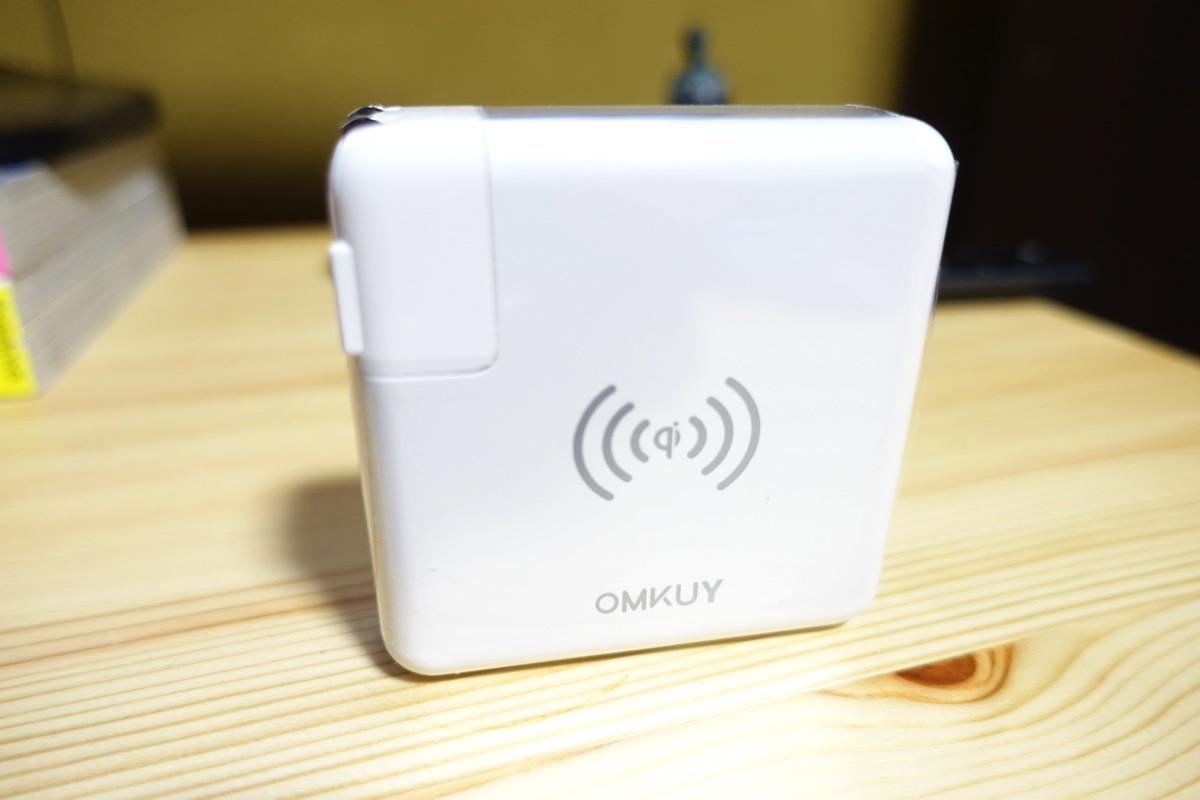 OMUKYのバッテリー