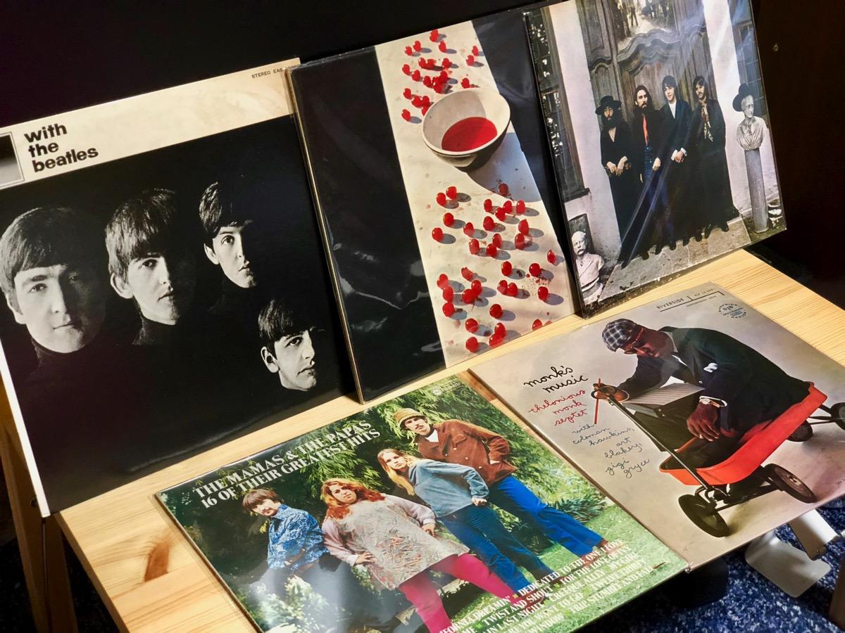 今日買ったレコードたち