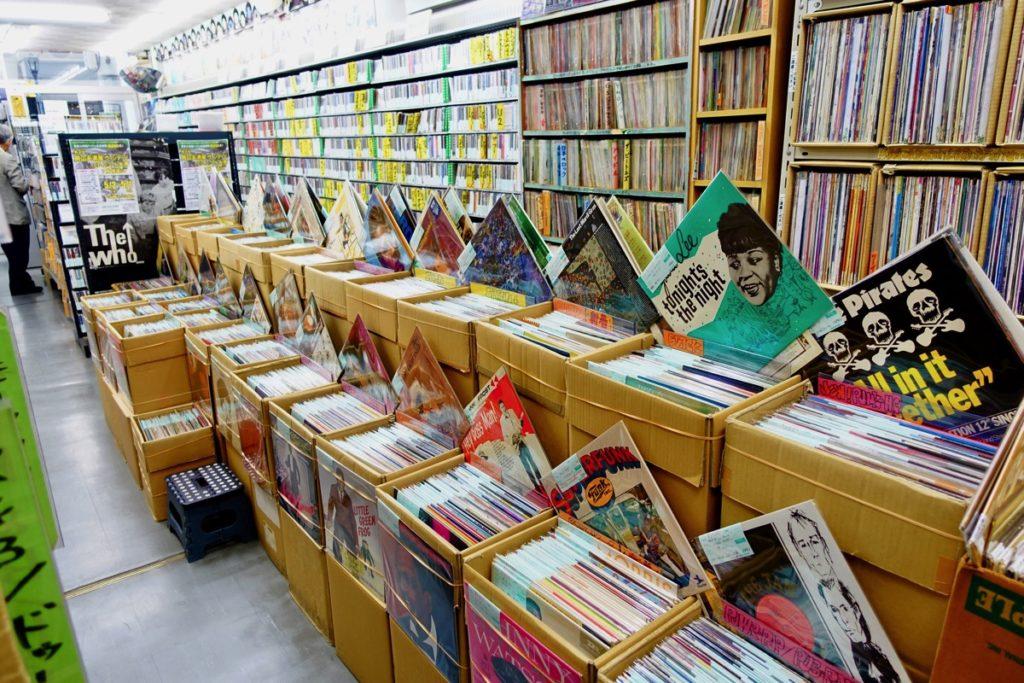 グルーヴィン岡山店 vinyl