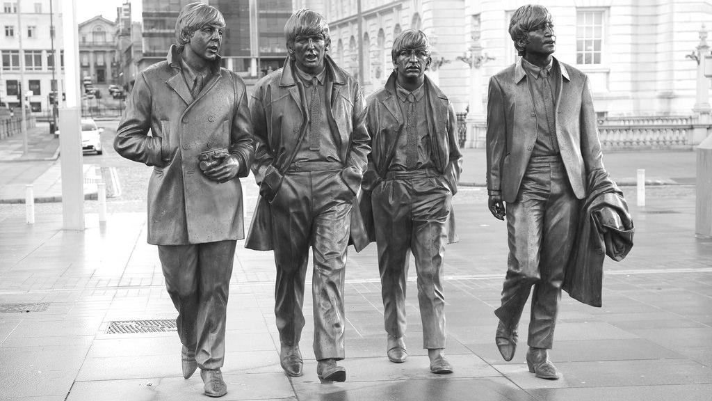 Beatlesのメンバー