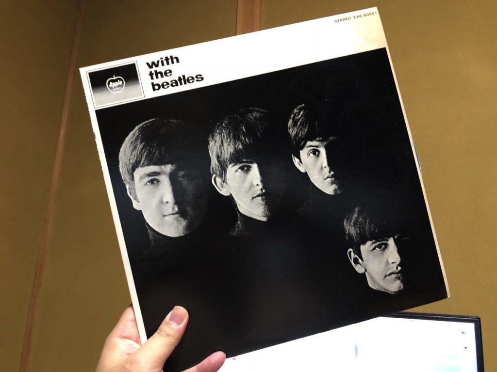 ビートルズ「with the Beatles」