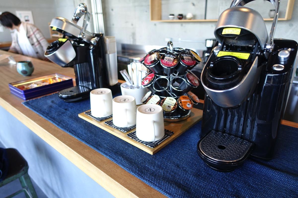 ONOMICHI SHAREのコーヒー