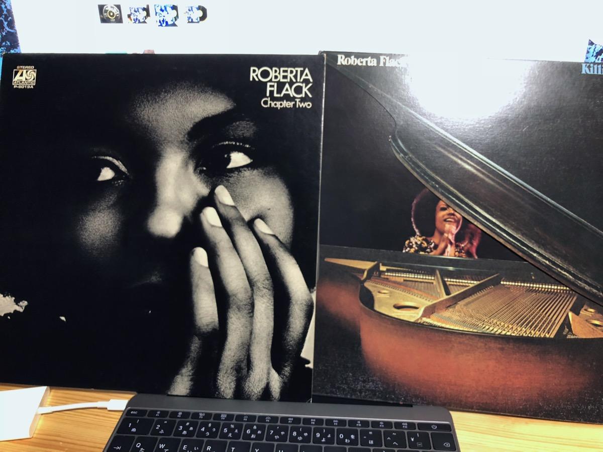 ロバータフラックのアルバム