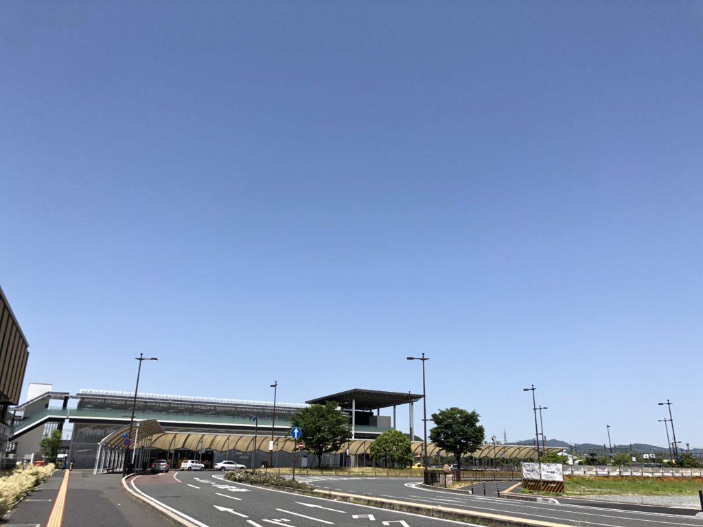 グリーンハウス岡山店の最寄り駅は北長瀬駅
