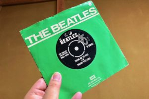 ビートルズのシングル盤