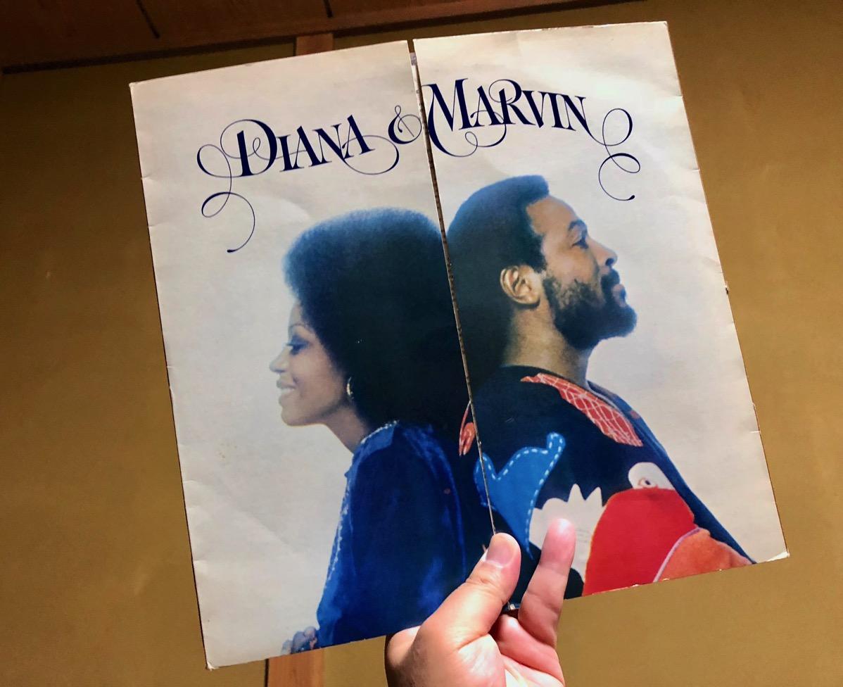 ダイアナとマーヴィン