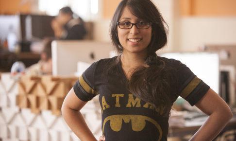 バットマンの女性