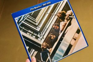 ビートルズの青盤 1967−1970