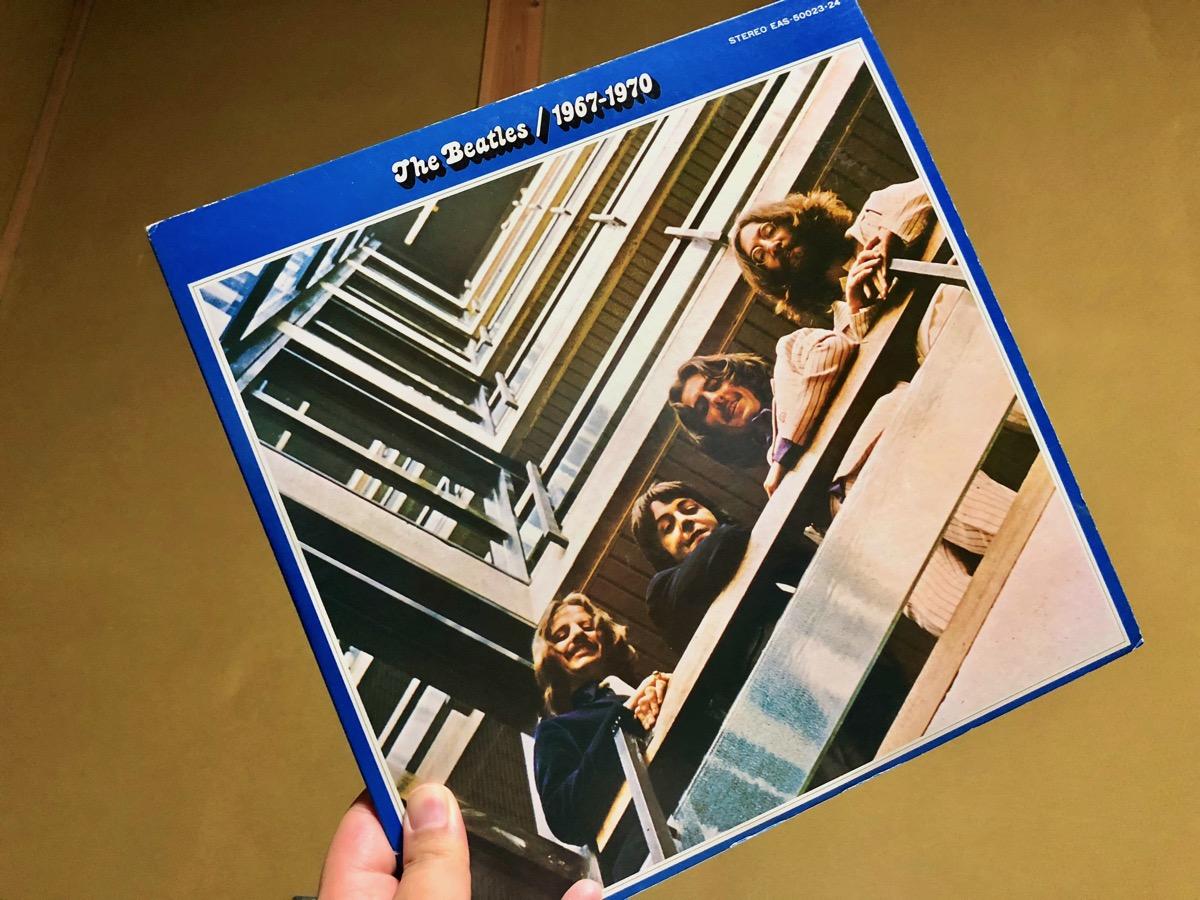 ビートルズの青盤
