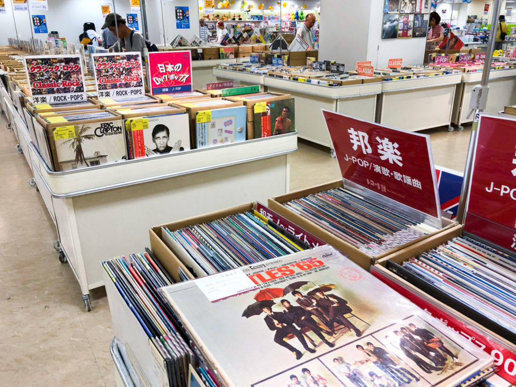 倉敷音楽市場の風景