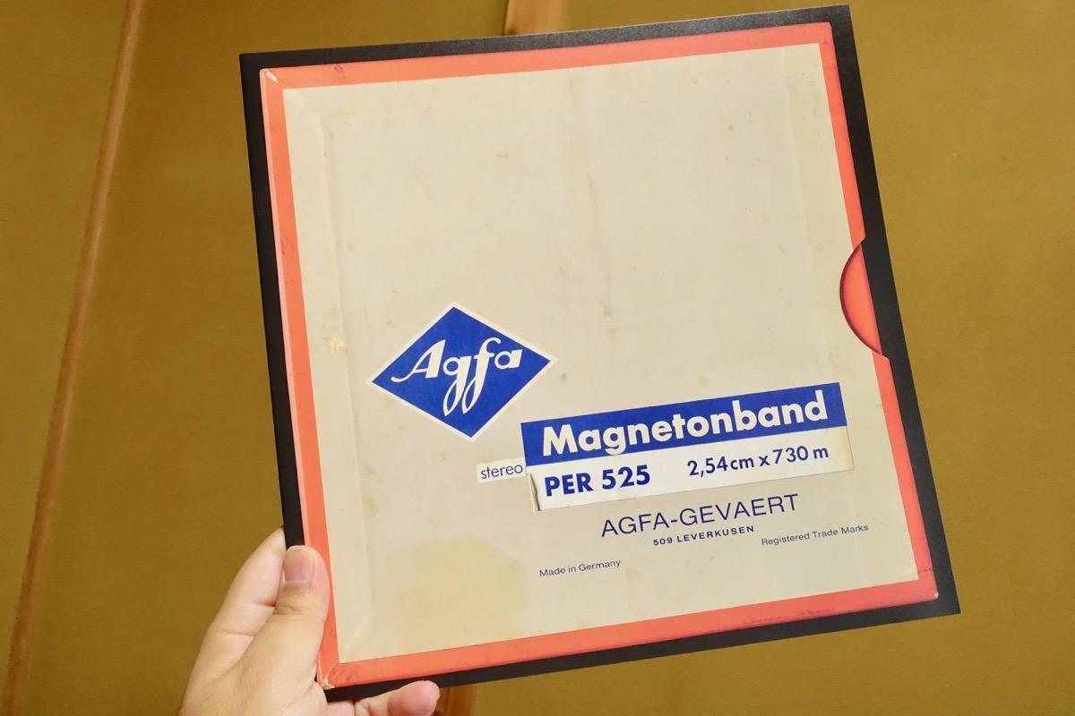 LPサイズのブックレット