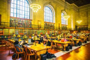 海外の図書館