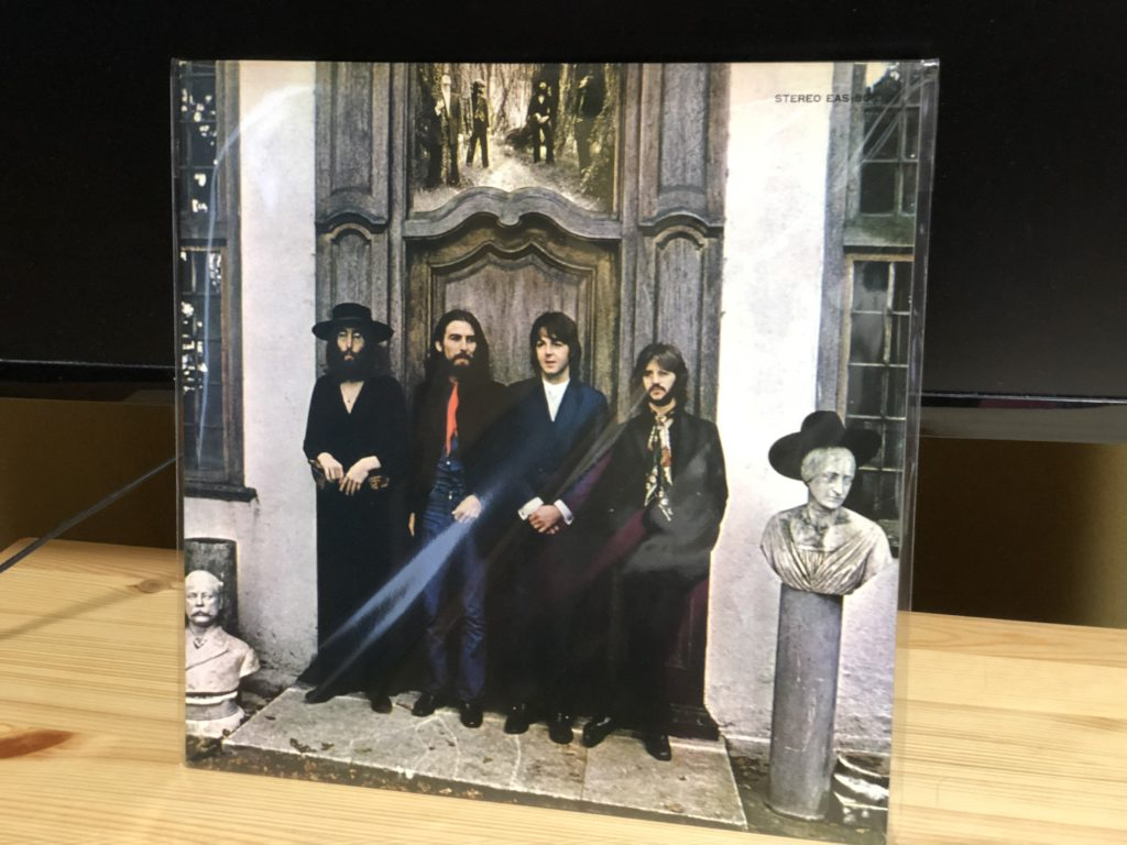 ビートルズの編集盤