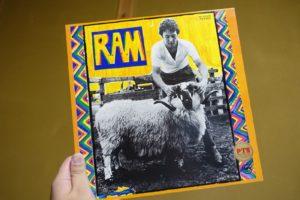 ポール・マッカトニーのラムのPTS盤