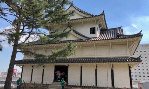 福山城伏見櫓 fukuyama