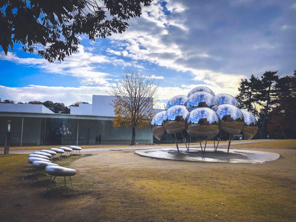 金沢市立美術館