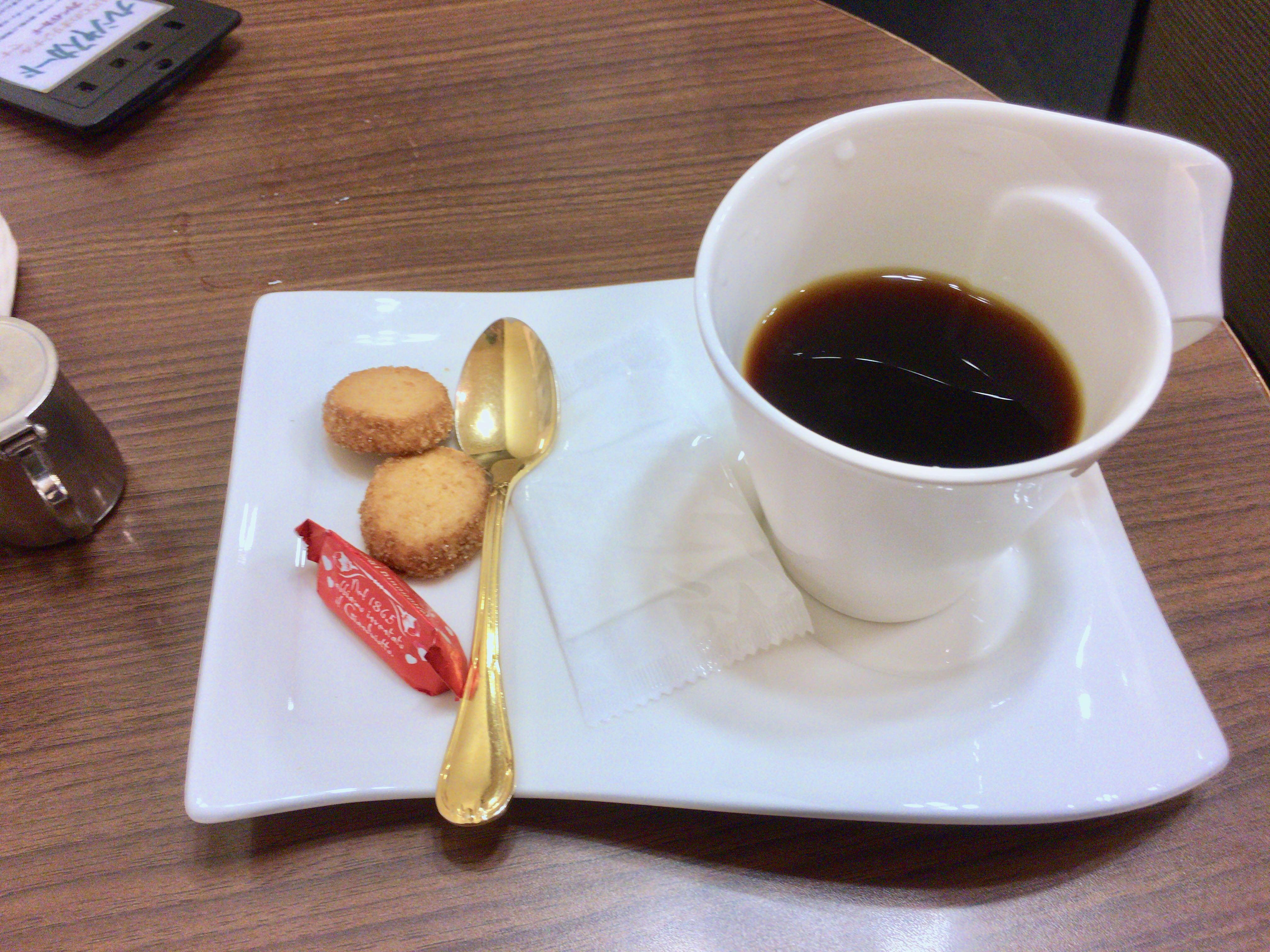 おしゃれなコーヒーカップ