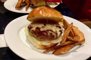 Chunkのハンバーガー