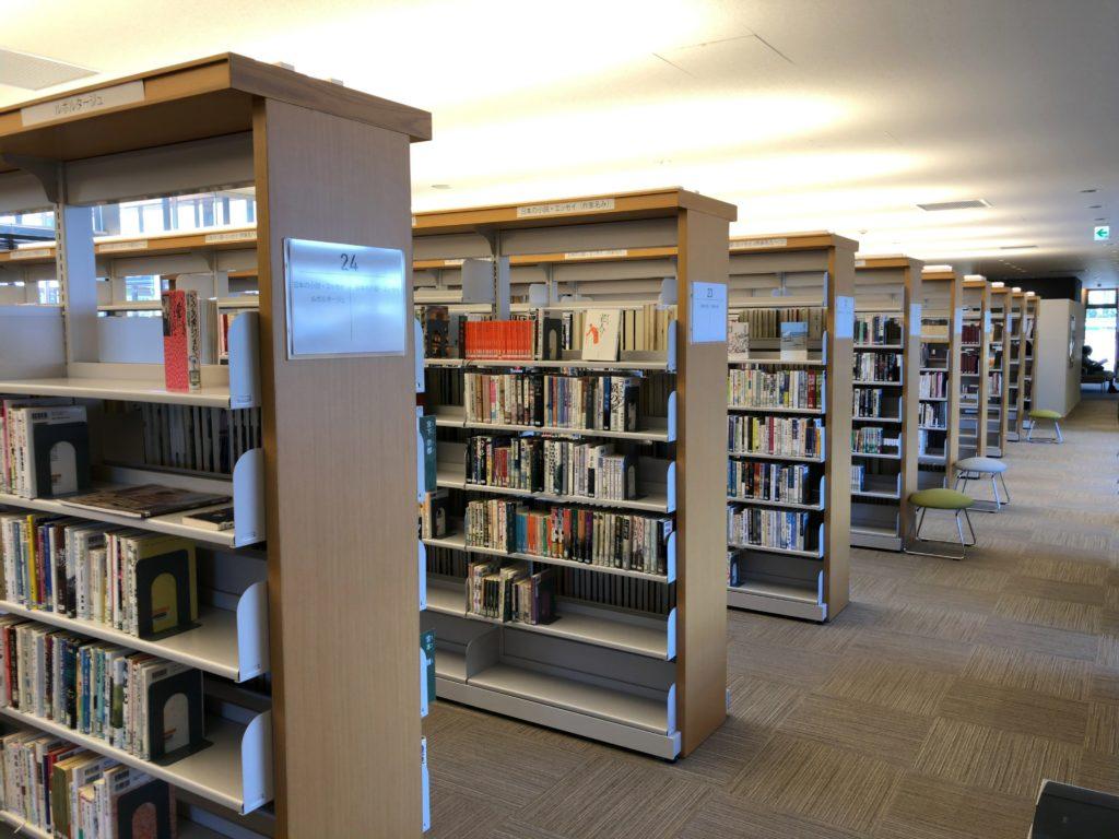 瀬戸内市民図書館 Library