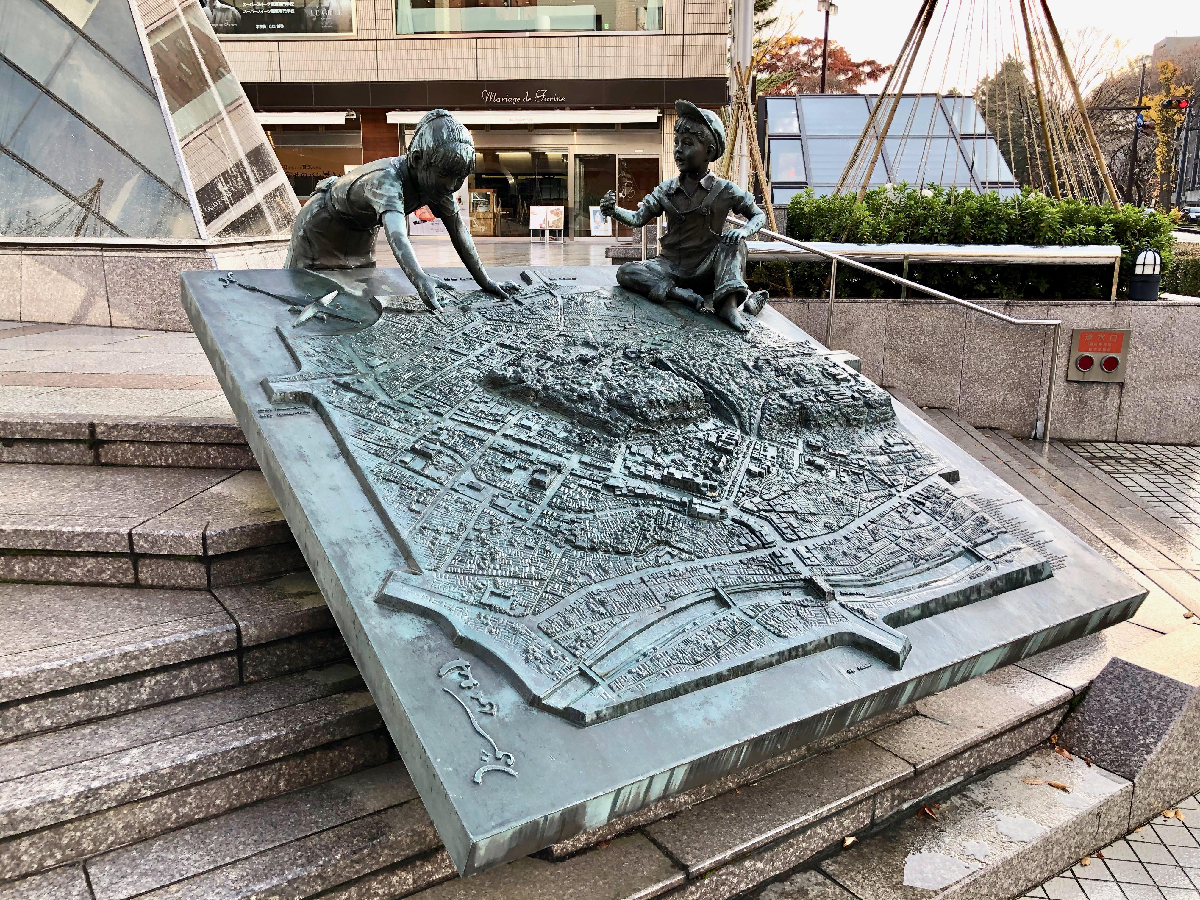 タスク管理地図金沢