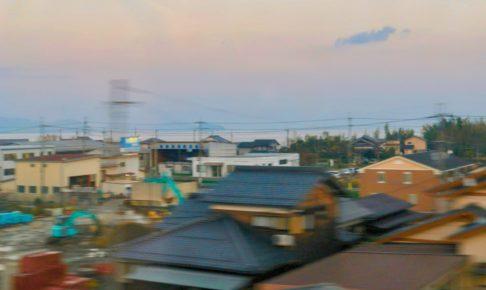 サンダーバードからの光景