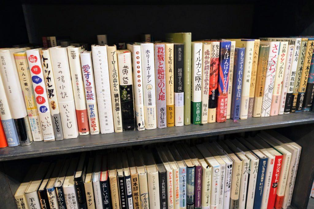 書店の光景