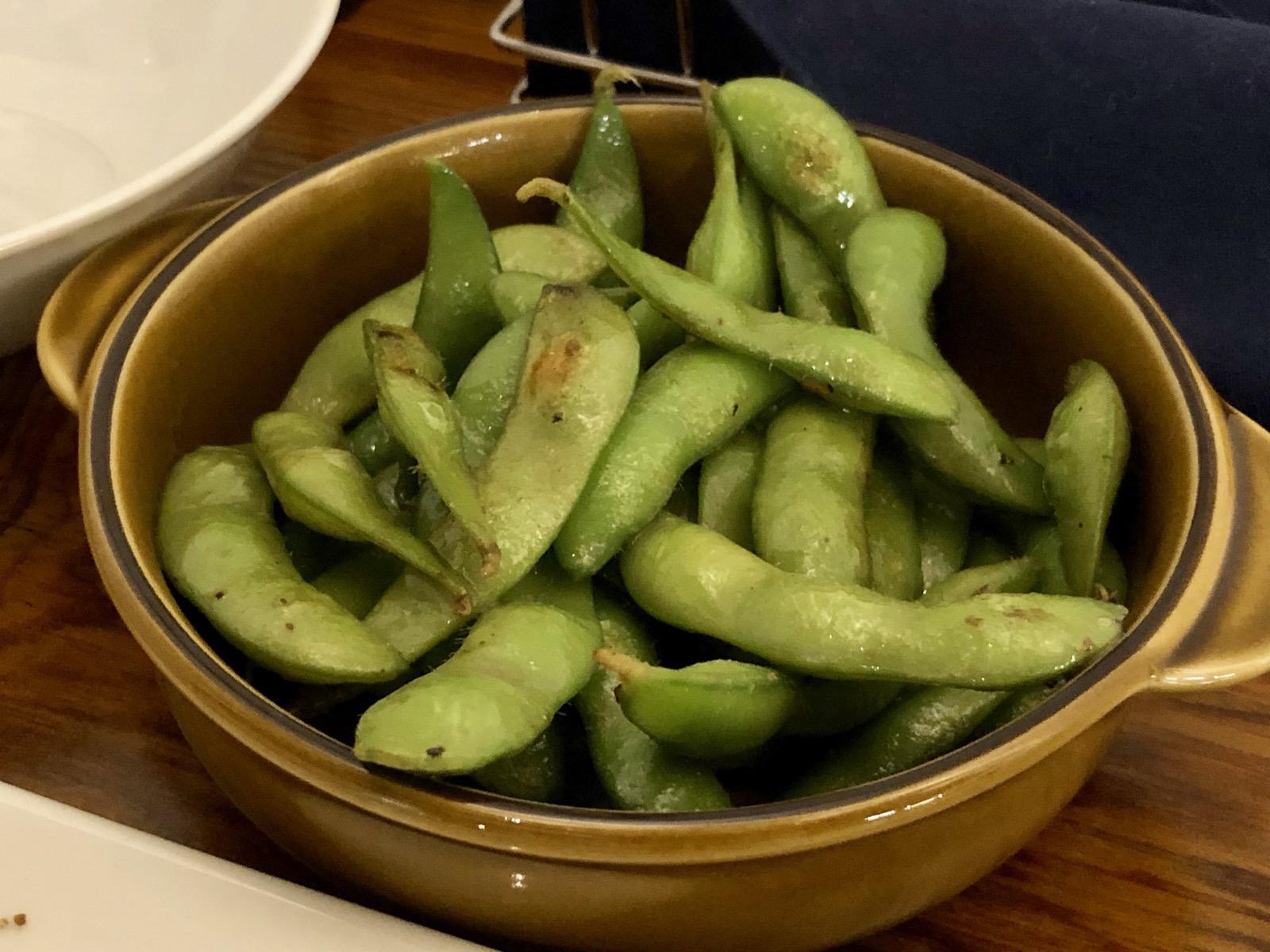 アンチョビ枝豆