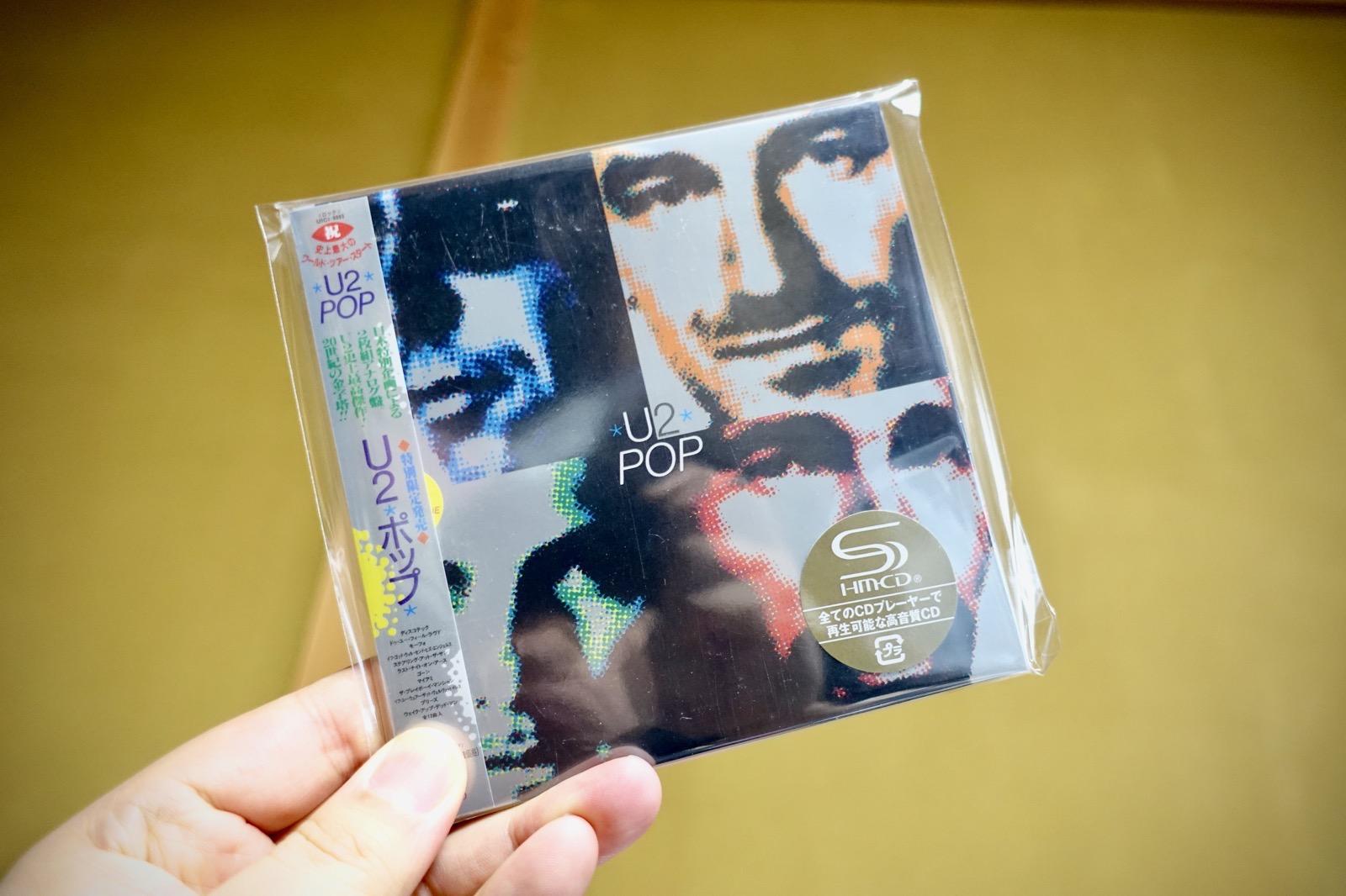 U2のPOP