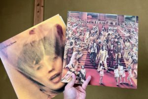 The Rolling Stonesのレコード