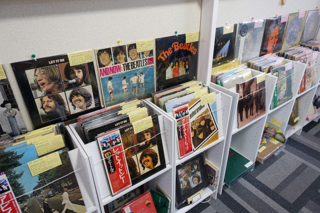 B-SELS LP Beatles vinyl