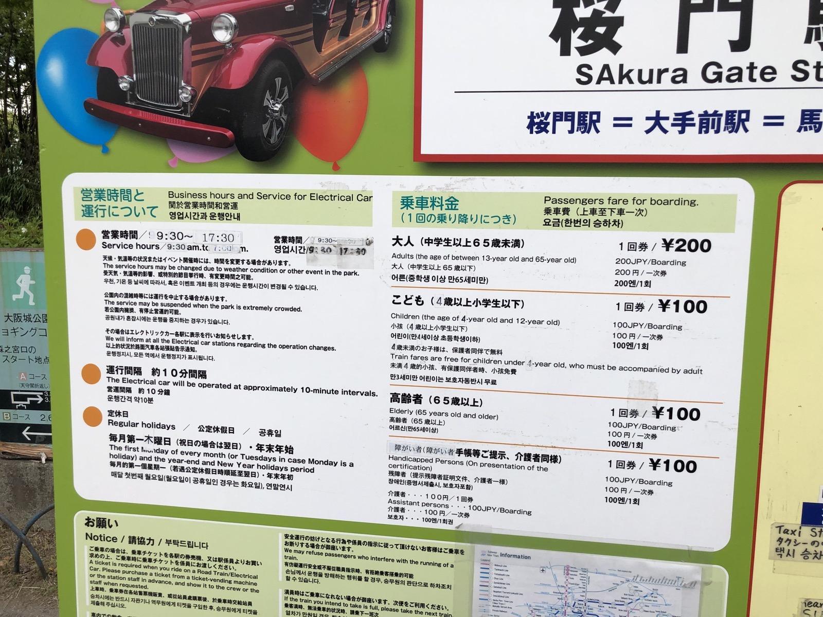 エレクトリックカーの詳細
