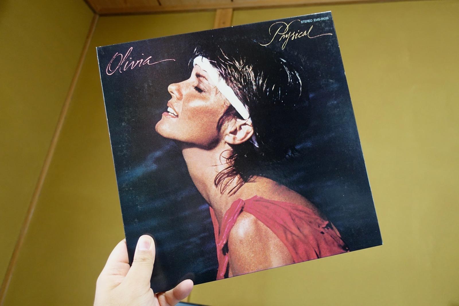 オリビア・ニュートン・ジョンのレコード