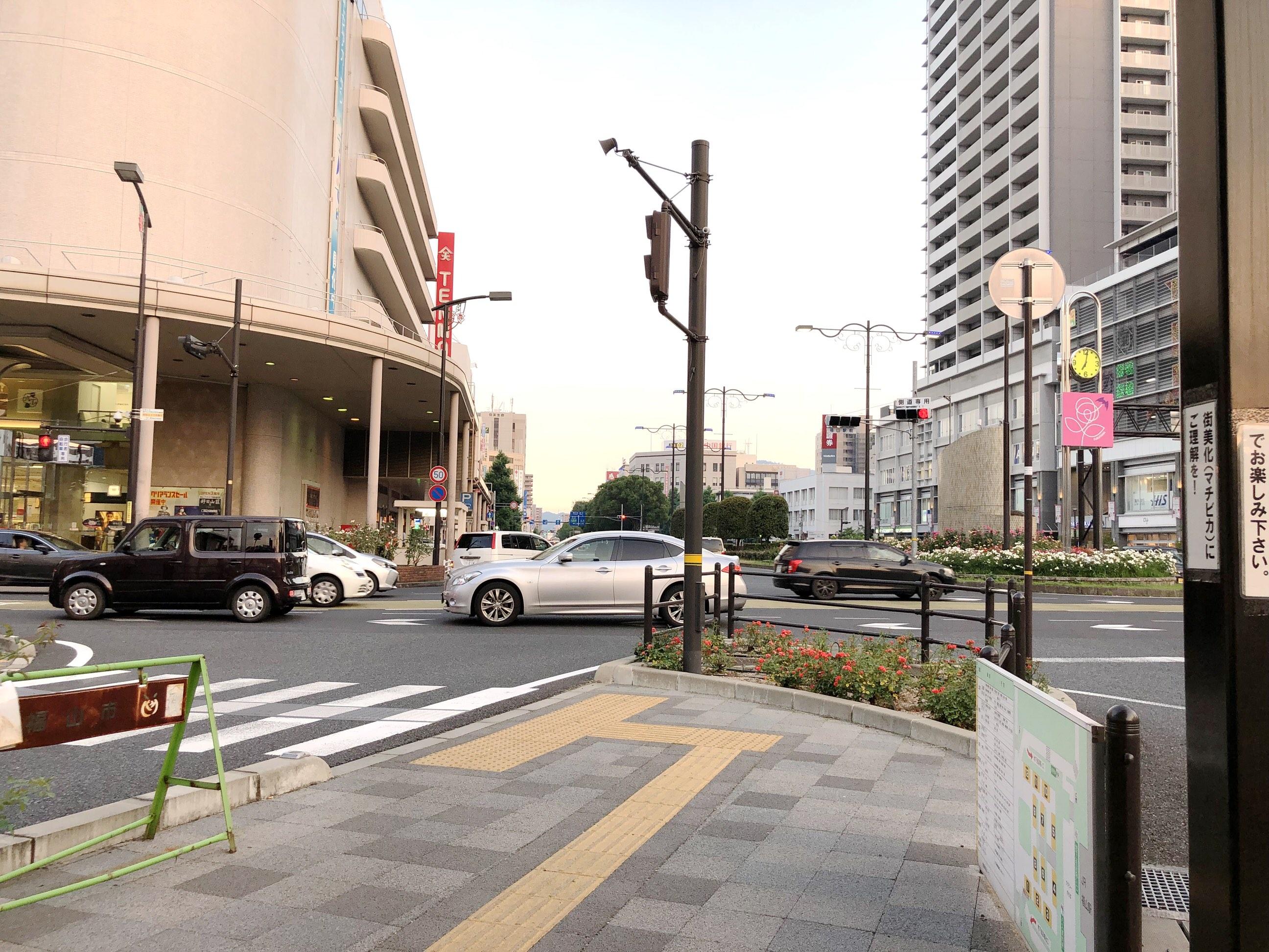 fukuyama道路福山