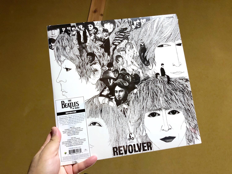 ビートルズ revolver