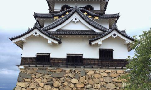 彦根城天守 hikone