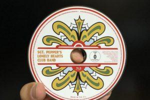 ビートルズのBlue-rayオーディオ Resolution