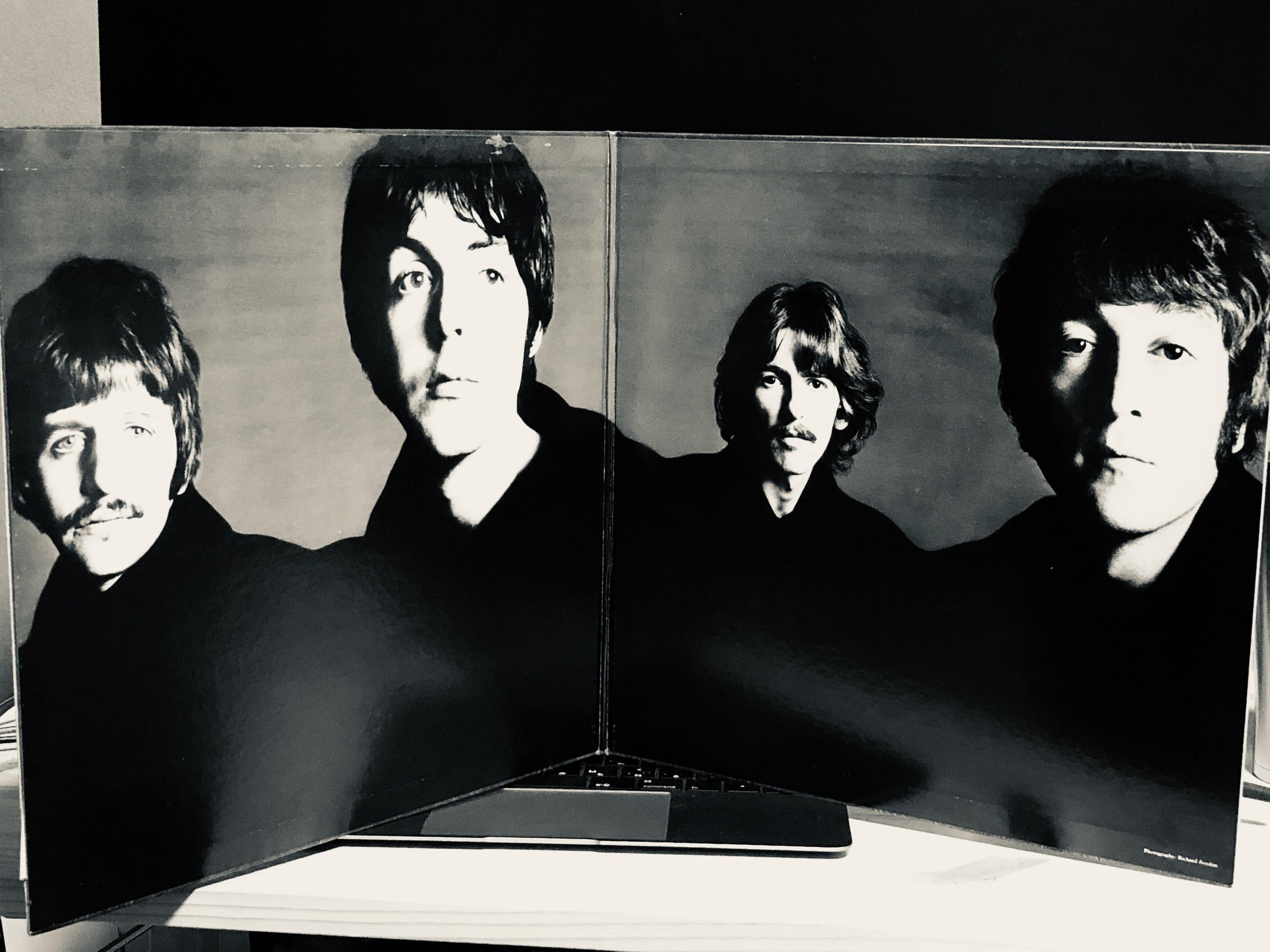 ビートルズのジャケット Beatles