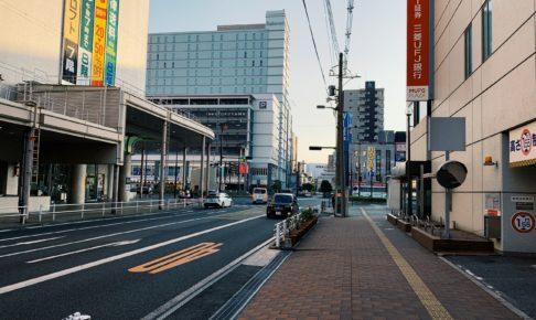 福山駅前 fukuyama