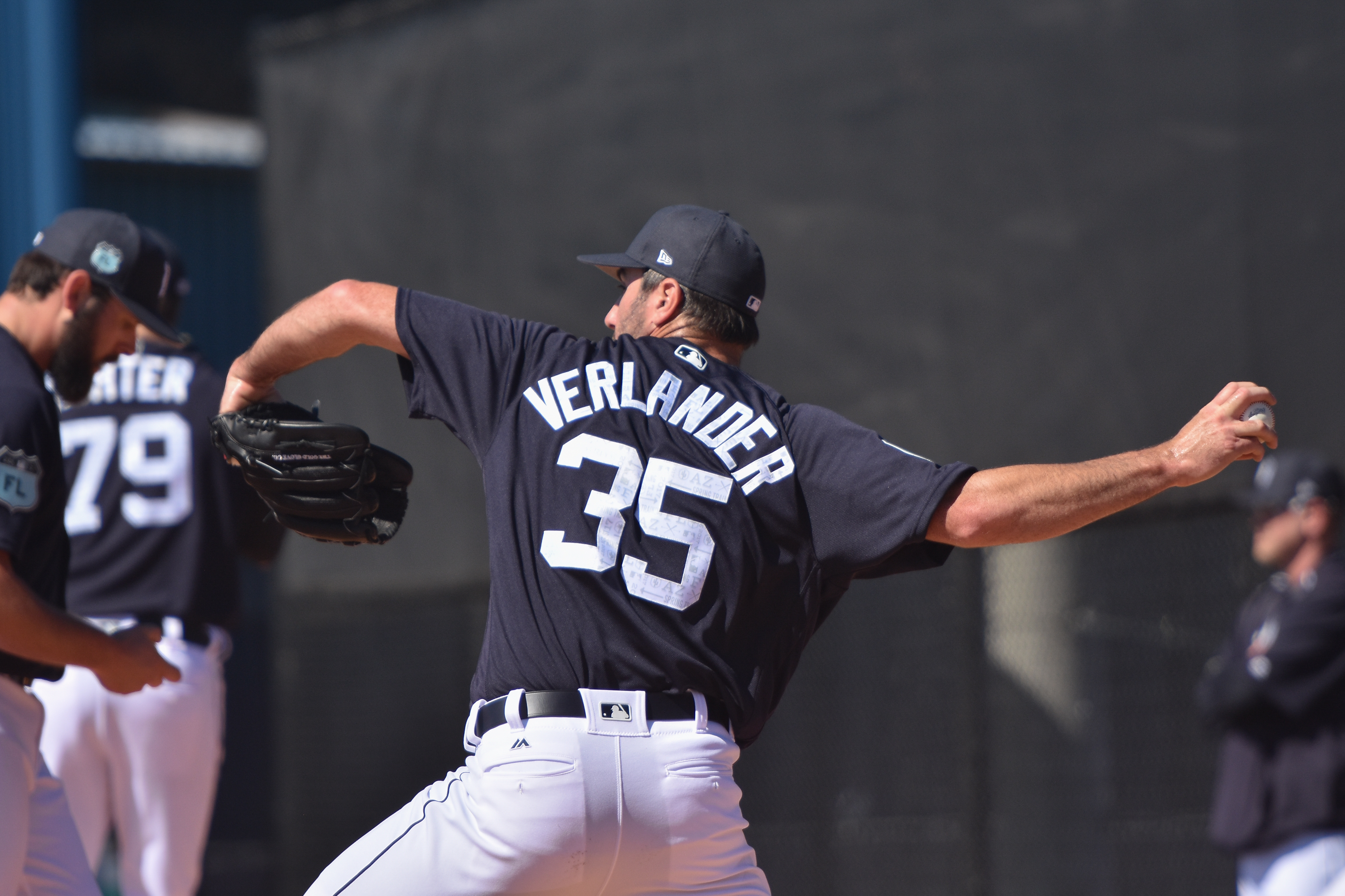 Justin Verlander Houston