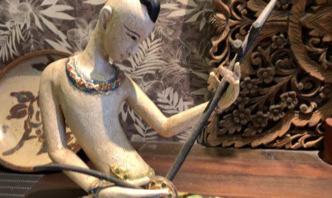 タイの人形 Wisdom