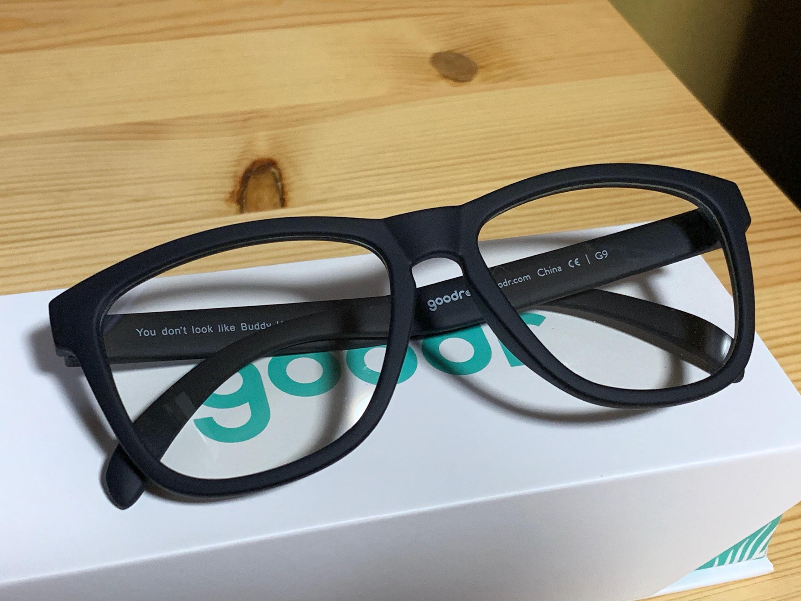 Goodrのサングラス