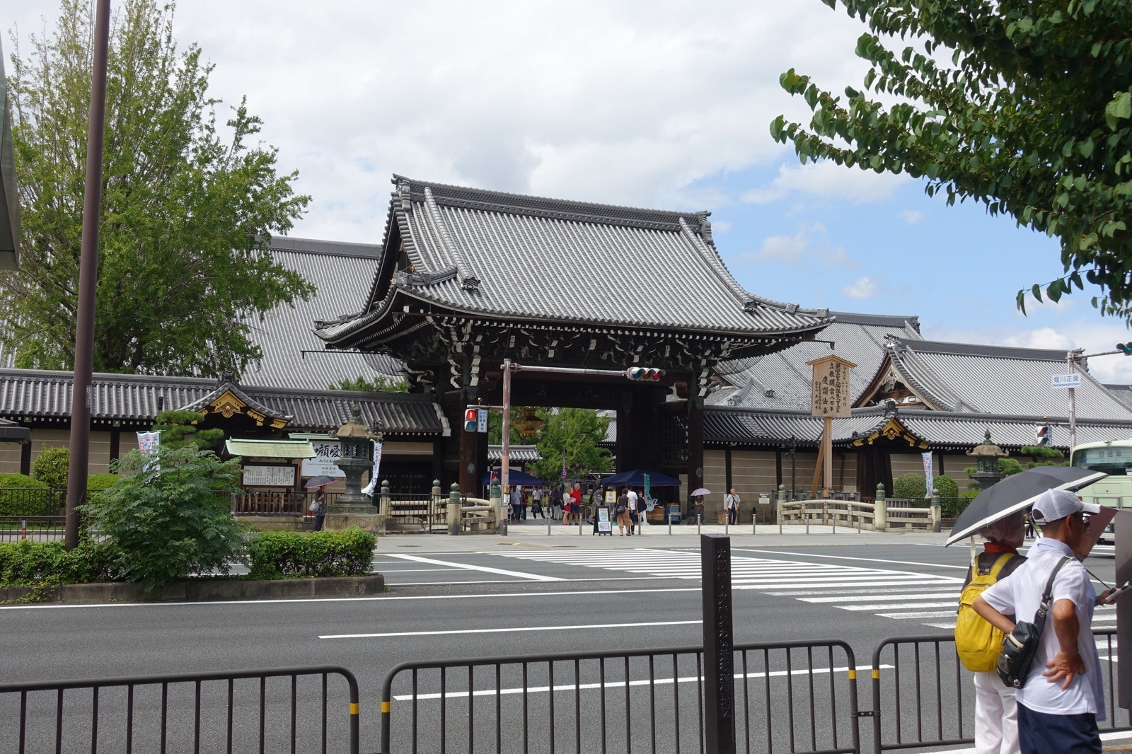 西本願寺 kyoto