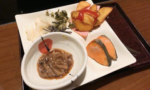 kadensho 花伝抄の朝食