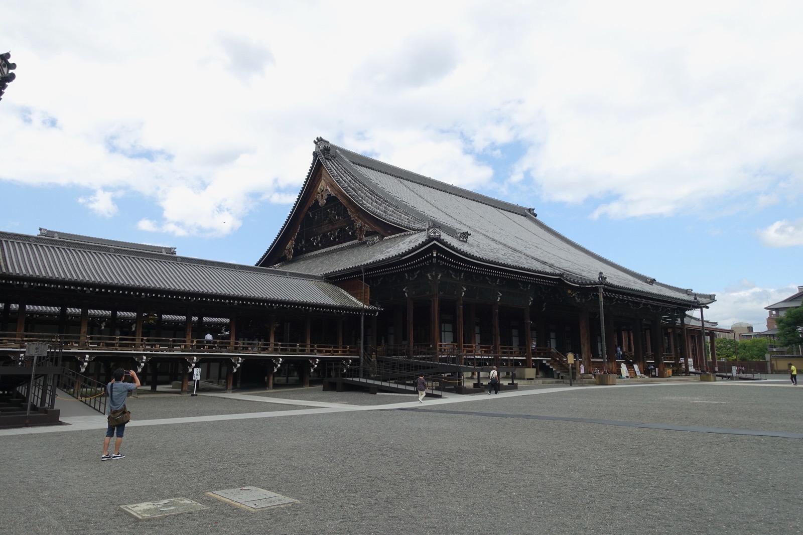 西本願寺阿弥陀堂 kyoto