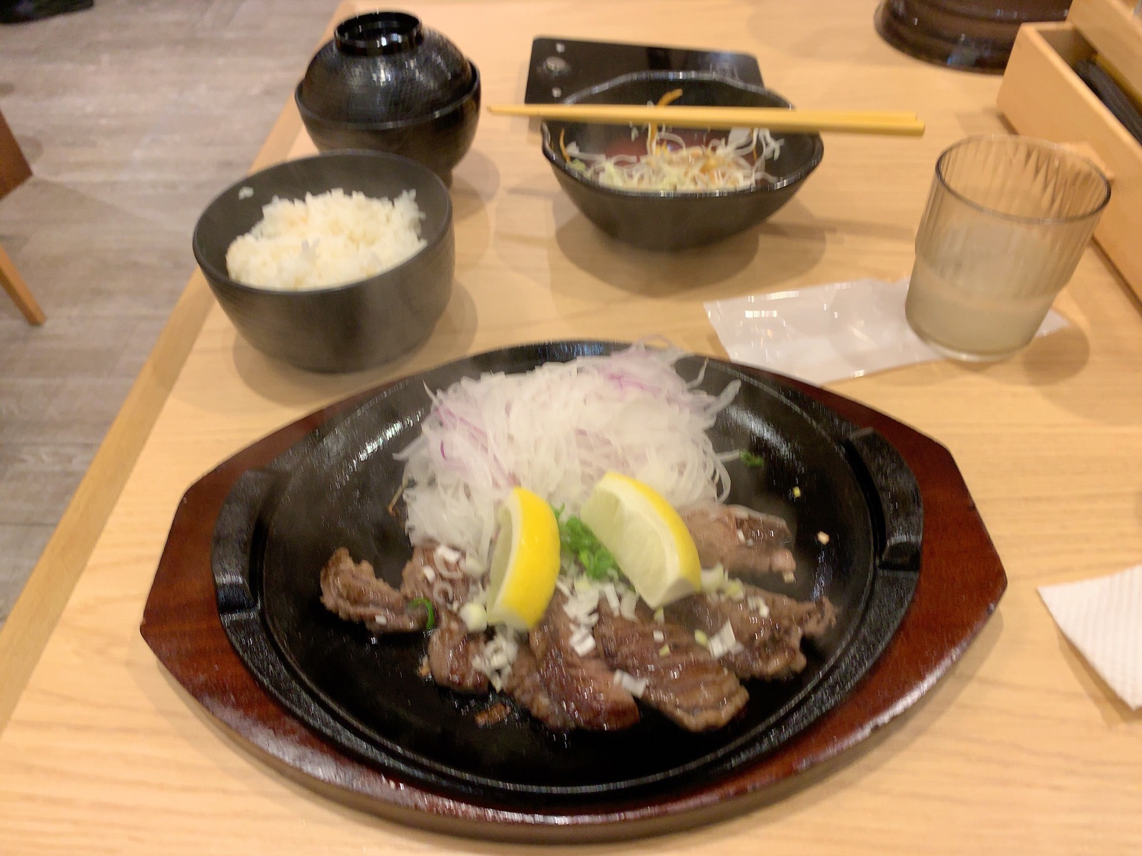 ろく丘 lunch