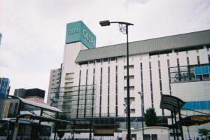 福山駅前 キャスパ 再開発 caspa