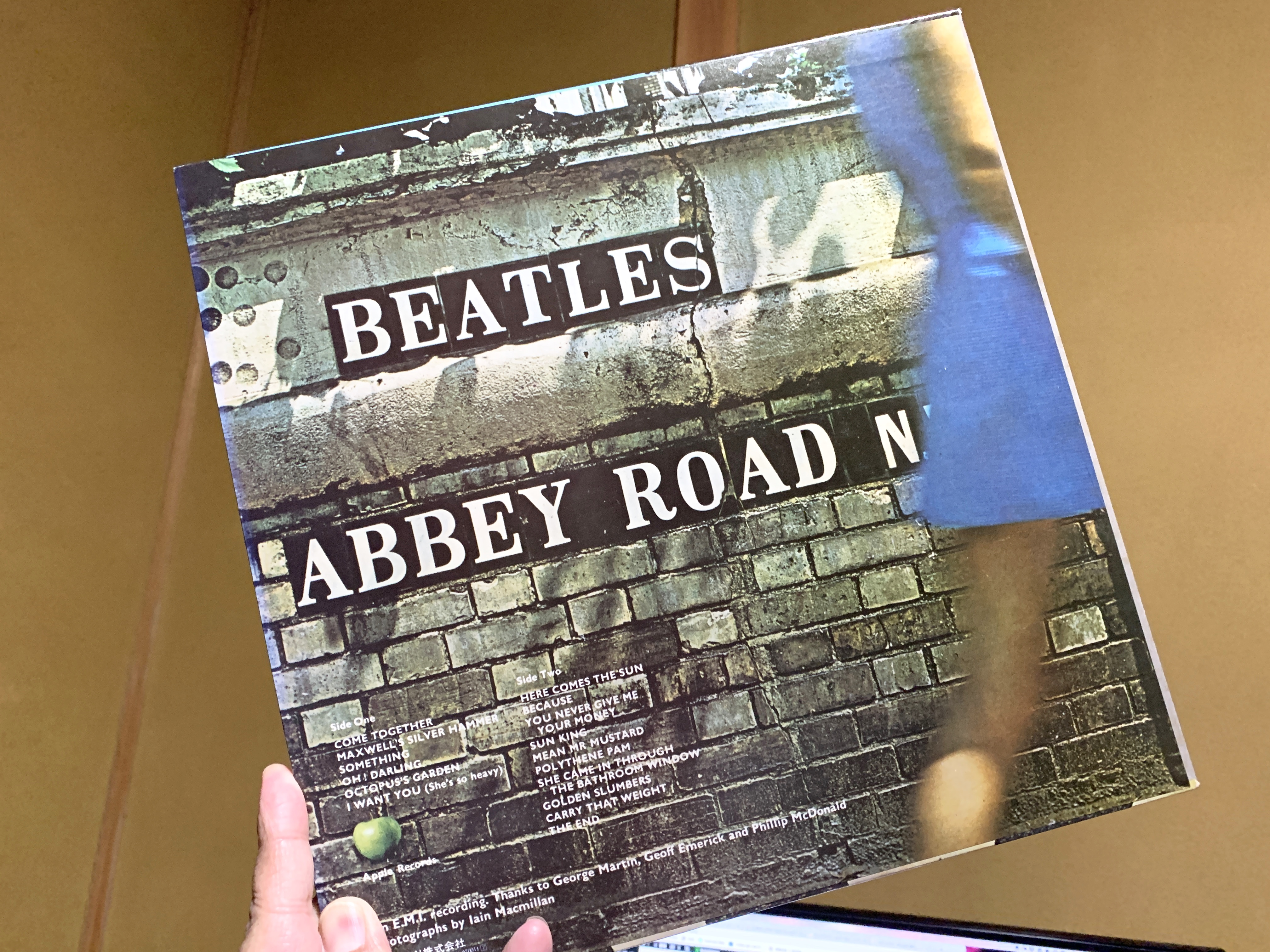 abbey road back